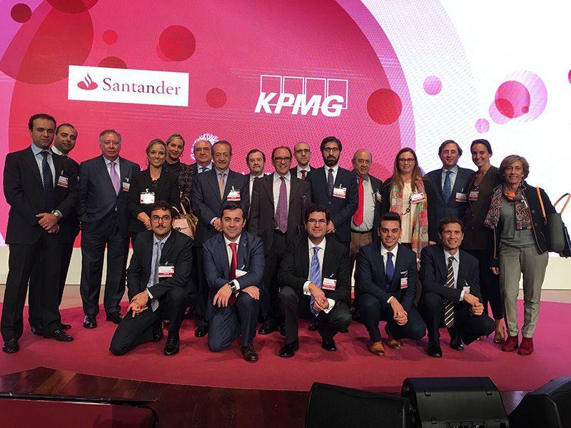 XIX Congreso Nacional de empresas familiares de La Coruña