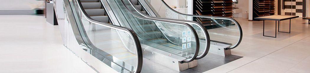 Rampas y escaleras mecánicas