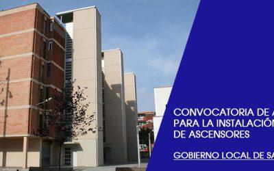 Santander convoca Ayudas para la instalación de Ascensores