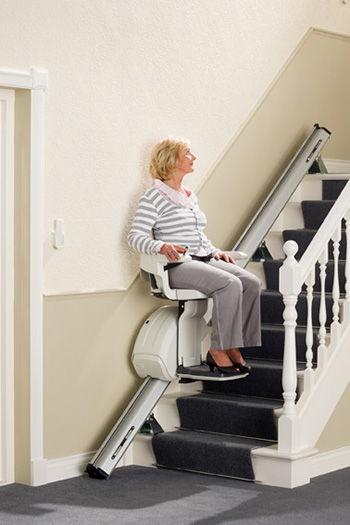 Soluciones de accesibilidad - Plataformas y sillas salvaescaleras