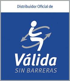 Distribuidor oficial de Válida Sin Barreras