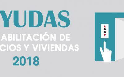 Ayudas a la rehabilitación de edificios y viviendas | Castilla y León