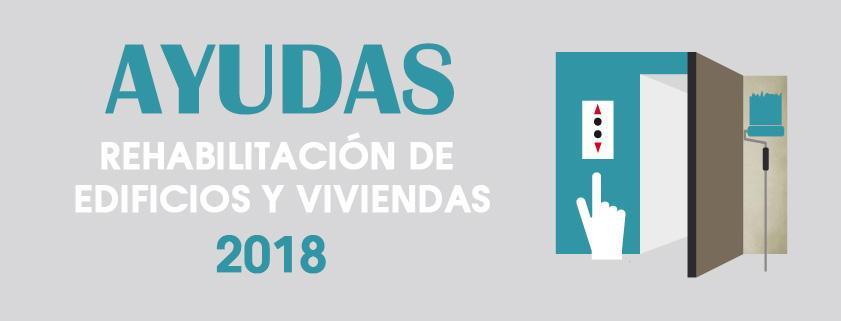 Xunta de Galicia ayudas para la rehabilitación de viviendas 2018