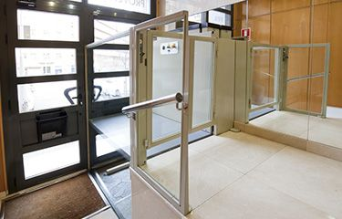 Subeo - Elevador vertical de corto recorrido
