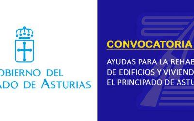 (2020) Ayudas a la rehabilitación de edificios y viviendas | Principado de Asturias