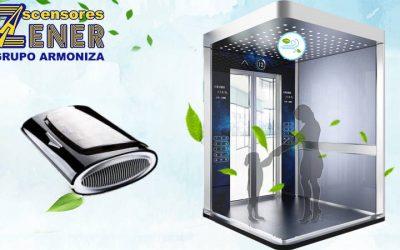 Soluciones de prevención COVID-19 para tu ascensor