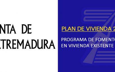 (2020) Ayudas para la mejora de la accesibilidad en viviendas | Extremadura