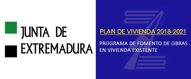 Junta de Extremadura - Ayudas Accesibilidad Viviendas - 2018/2021