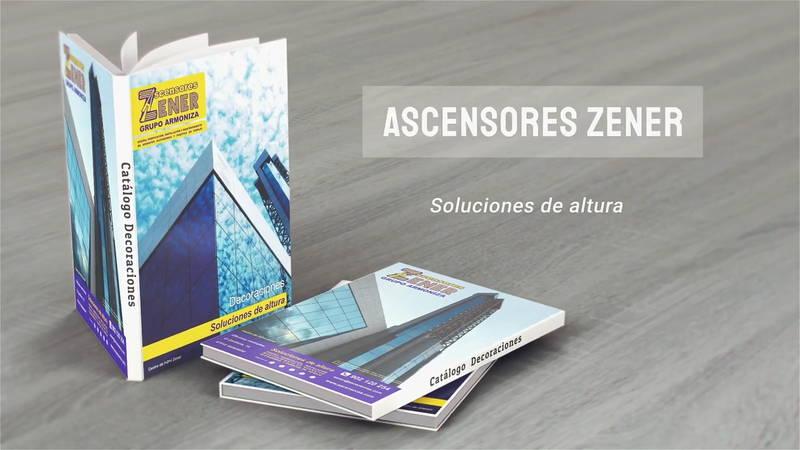 Catálogos Ascensores Zener Grupo Armoniza S.L.U.(2020)