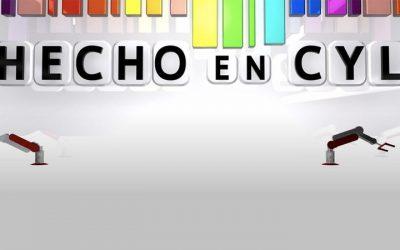 """Participamos en el programa de televisión """"Hecho en CyL"""""""